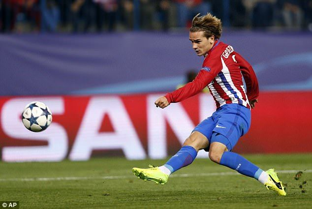 cool Chelsea and Man City make contact over Antoine Griezmann Check more at https://epeak.info/2017/04/09/chelsea-and-man-city-make-contact-over-antoine-griezmann/