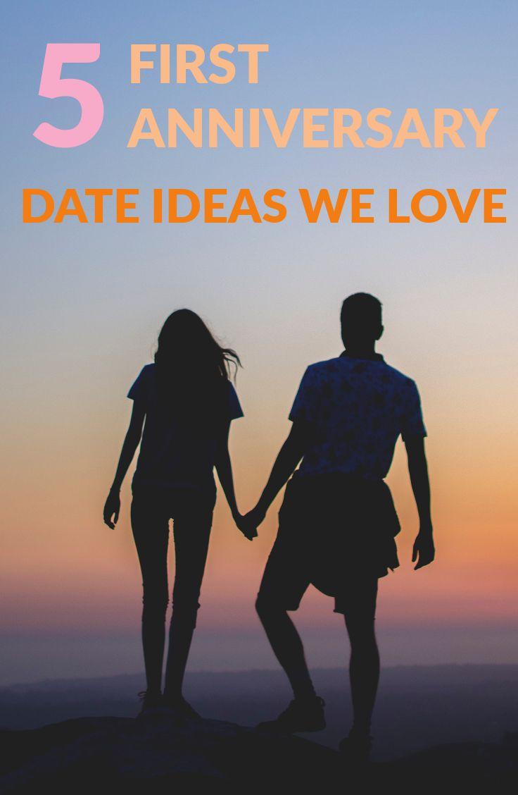 5 year anniversary date ideas