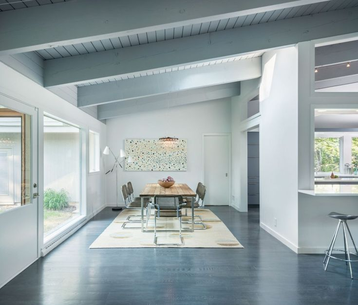InteriorSmart Remodeling Of A Mid Century Lincoln House By Flavin Architects Amusing Home Interior Design Remodel Plan Decor Decoration Fur