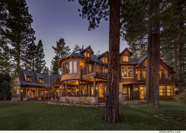 Tewesi Manor | Carnelian Bay, CA | Tahoe Luxury Properties
