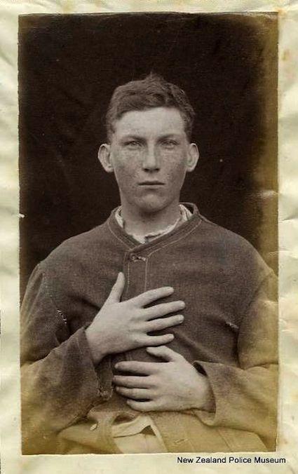 Alick Evan McGregor | 15 Examples Of Why Mugshots Were Way Cooler In The 1800s