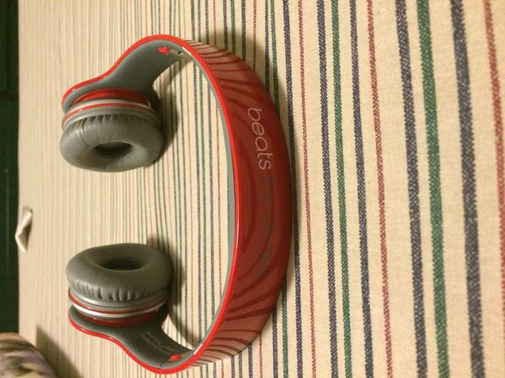 Beats by Dre Solo's Hd (Red Special Edition)
