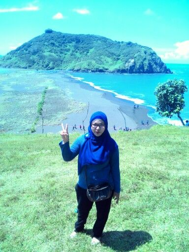 Payangan beach, Ambulu, Jember