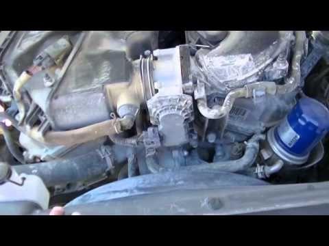 2010 Toyota Tacoma Spark Plugs - YouTube