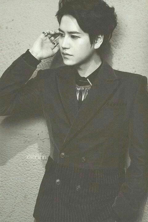 Super Junior | Kyuhyun  Mamacita :3