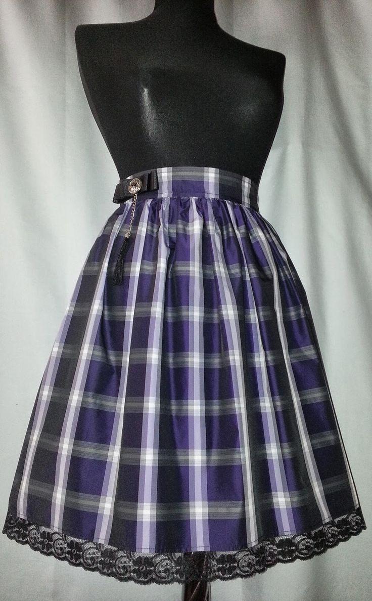 Ravendark Coven Designs: New Skirts