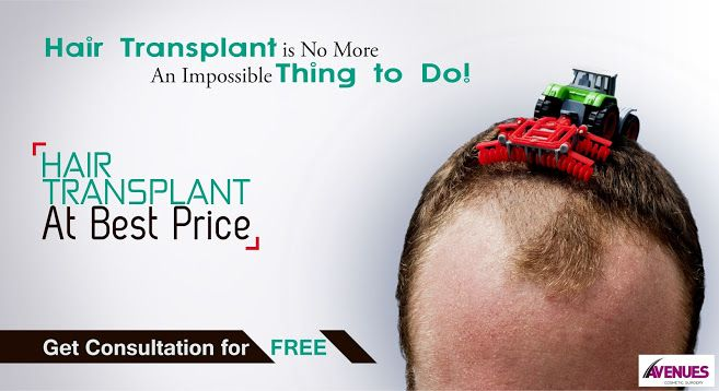 Not all hair transplantation have high costs because in terms of the results it can provide the costs of hair transplantation is quite affordable and when patients are looking for a better hair transplantation results with the most affordable cost they may go for hair transplantation at Avenues Clinic which offer better hair results with best Hair Transplant Cost in Ahmedabad. So that better hair results can be obtained just by paying right cost for it.