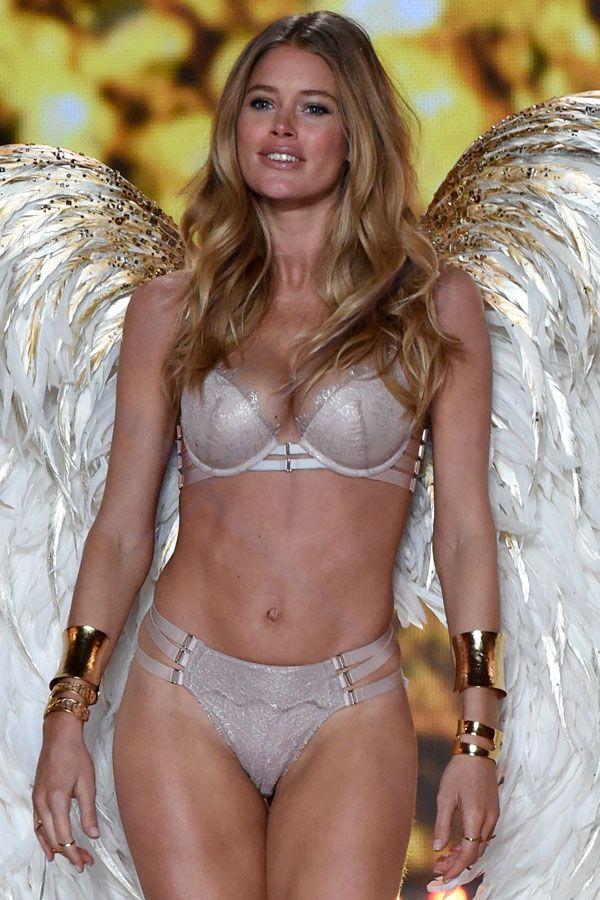 doutzen kroes model london Victoria Secret angel 2015