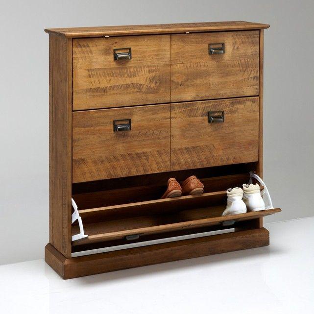 Las 25 mejores ideas sobre mueble zapatero en pinterest - Mueble zapatero entrada ...