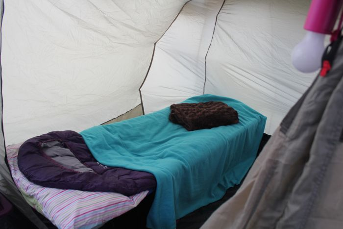 How to keep a tent warm - everything you need to know to help you stay warm and cosy when you go camping in your tent. Camping Tips.