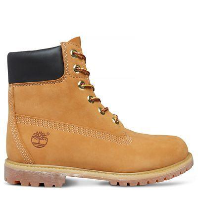 Descubre Icon Timberland 6-Inch Premium Boot para mujer hoy en Timberland. La tienda oficial online. Envío y devoluciones gratuitas.