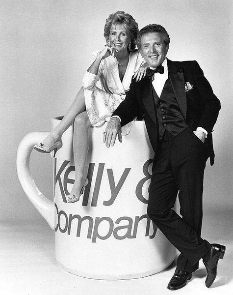 John Kelly & Marilyn Turner... when I was lil i went to their Christmas show