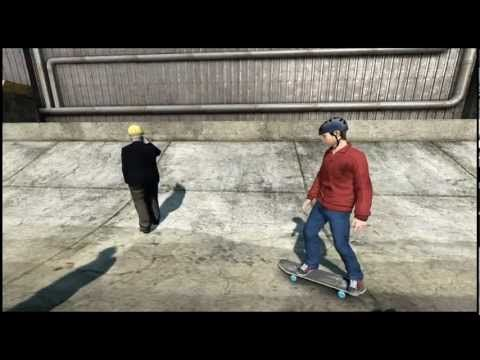 """My friend Chris could not have said it any better: """"Skate 3 has some amazing physics. Almost as good as Fifa. LuLz"""""""