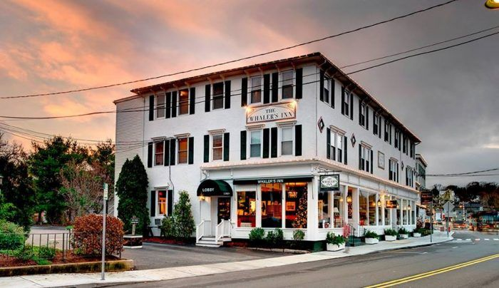 10 Little Known Inns In Connecticut That Offer An Unforgettable Overnight Stay (The Whaler's Inn, Mystic)
