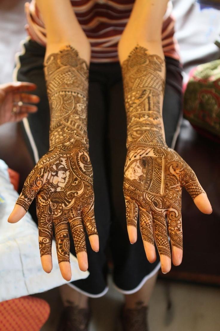 Mumbai India Wedding Preparations