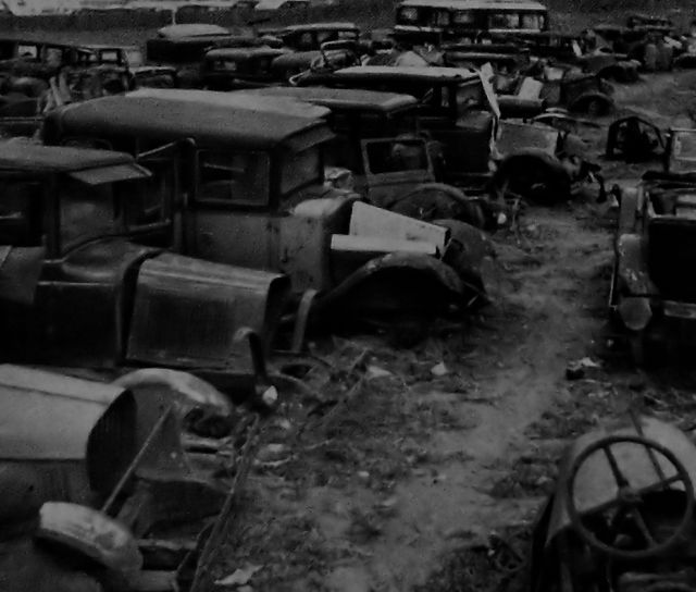 200+ Best Images About Junkyards On Pinterest
