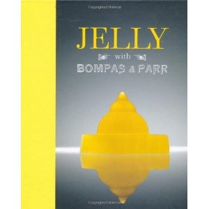 Jelly With Bompas and Parr. Radical British gelatin enthusiasts go wild here. Get the book and a package of French gelatin sheets from Amazon. You will have the best time! Most recipes revolve around alcohol, of course.