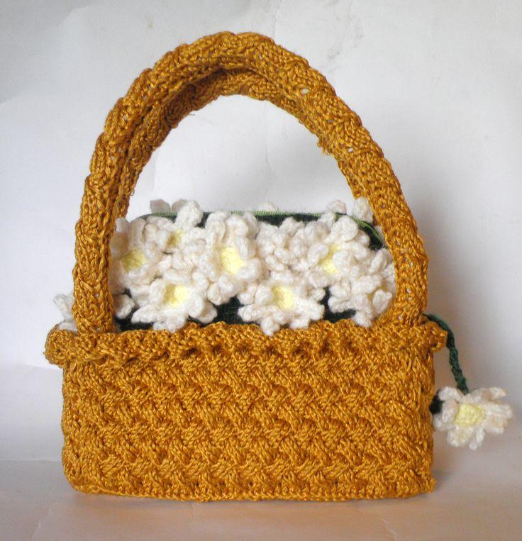 "Intrecci | Borsetta ""Cestino"" / Handbag ""Little Basket"""