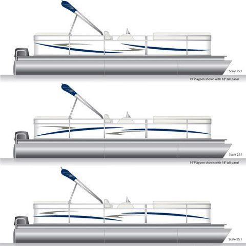 Best Pontoon Boat Seats Images On Pinterest Pontoons Pontoon - Decals for boat seats