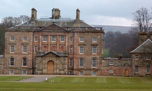 Arniston House - Scotland - built 1726 to 1750s by William and John Adam, architects