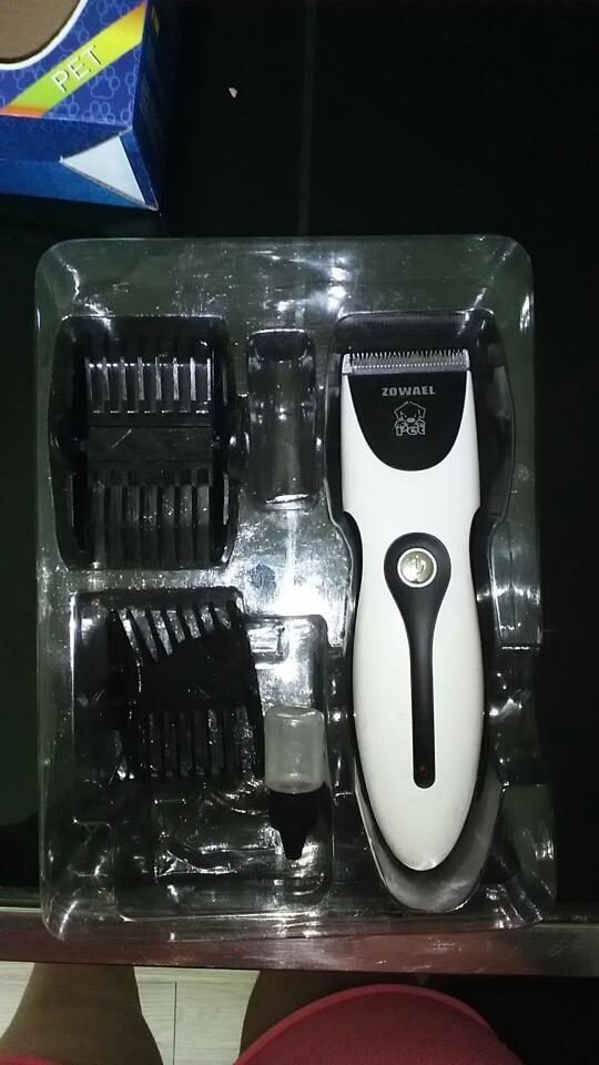 Cortadora de pelo para animales