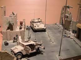 Картинки по запросу война в ираке диорама 1-35