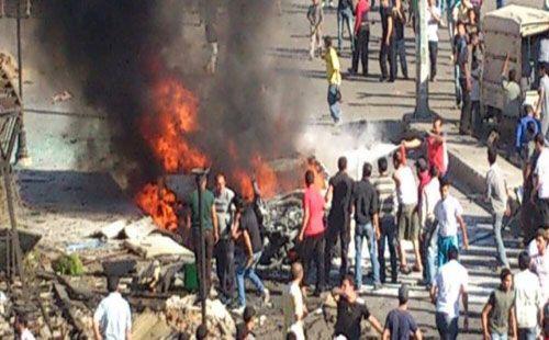 """Siria – Attentati dei """"ribelli"""" contro una scuola di Homs, trenta bambini uccisi"""