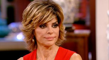 Lisa Rinna Thinks Kim Richards Is a Sick Woman