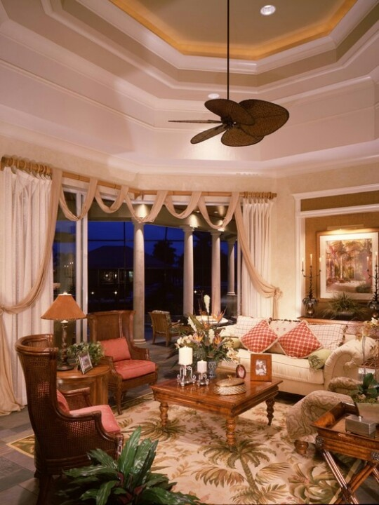 Find This Pin And More On Tropical Living Room Design By Zusharf