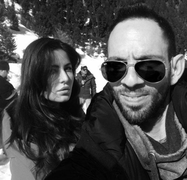 Katrina Kaif's this picture from the sets of Salman Khan's Tiger Zinda Hai is beyond PERFECT #FansnStars