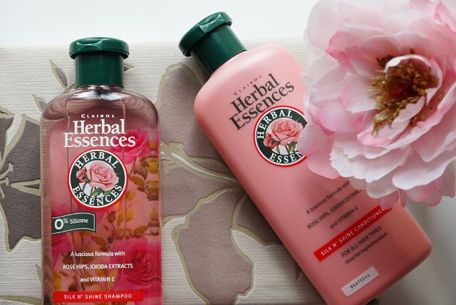 Herbal Essences Silk 'N' Shine Shampoo