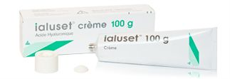 Pure Hyaluronic Acid by Ialuset (pronounced eye-ah-lu-say) with free shipping. Fight wrinkles the French way.