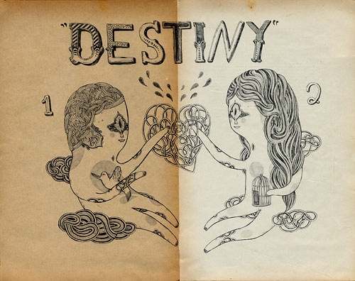 Misprinted Type A - Destiny