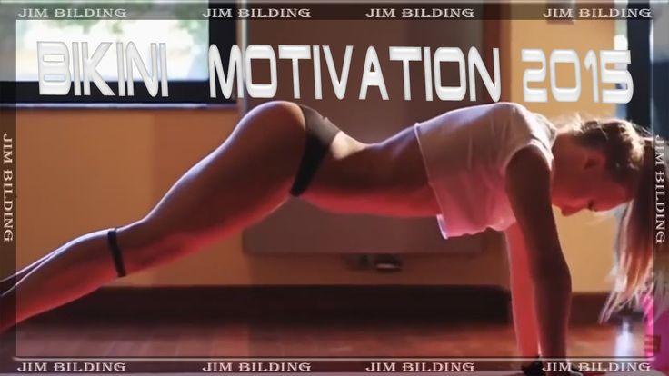 Bikini motivation 2015  #JimBilding-Sport Channel