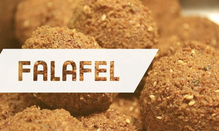 Easy To Make Falafel Recipe 1 15 Oz Can Chickpeas Drained 4 Cloves Garlic Roughly Chopped 1 Shallot Roughly Falafel Recipe Falafel How To Make Falafel