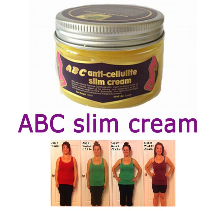 ABC lose weight slim creams, fast weight loss slimming products, SAY NO TO DIET PILLS