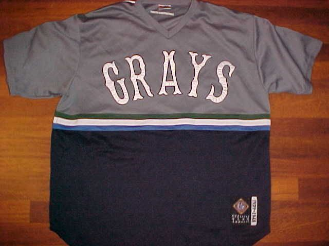 Homestead Grays T-Shirt - VTG 90s/Retro 30s Negro League Baseball Apparel - LOGO7 Clothing k6SpKn