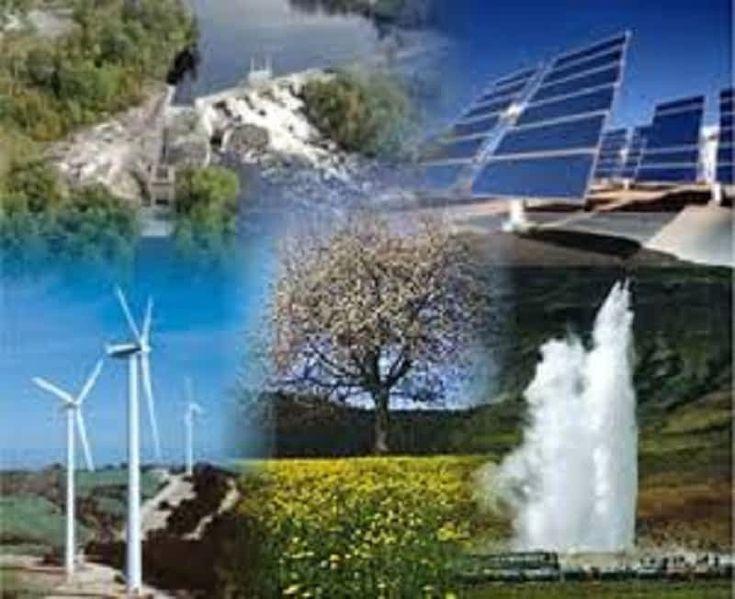 الطاقة المتجددة مصادرها وأبرز عيوبها ومميزاتها Renewable Sources Of Energy Renewable Energy Types Of Renewable Energy