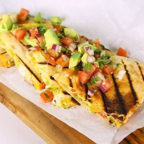 Crab Quesadilla Recipe Food Network