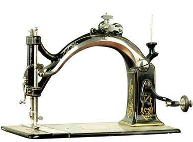 The first Husqvarna sewing machine 1872                                                                                                                                                      More