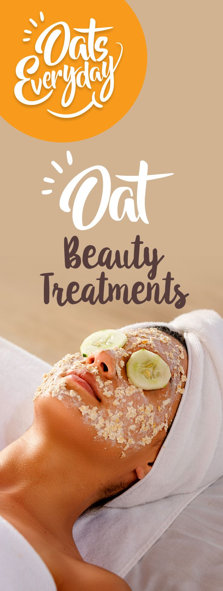 Oatmeal Skin and Hair Masks - Treat your skin with soothing, moisturizing treatments made with oats.