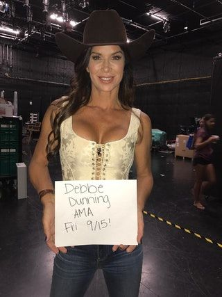 """Dude Ranch Debbie Dunning 