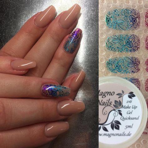 Modellage mit Aufbau Make Up Gel Quicksand und Nail Wraps www.magnonails.de #nageldesign #schönenägel #nägel #nagel#nagelmodellage #nagelverlängerung #nagelstudio #maniküre #nagelfee #fingernägel #naildesign #nailart #nagelkosmetik #kosmetikstudio #glitzernägel #gelnägel #acrylnägel #nailstudio #gelnails #nails #nailartist #kosmetik #chromenails #glasnails #nagelvestärkung #nagelpflege #nagelstübchen #schönheitsalon