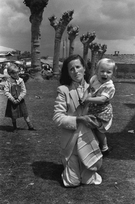"""Cristina Garcia Rodero (Puertollano 1949): SPAIN. Galicia. """"La promesa"""". Pilgrimage of Nuestra Senora de los Milagros de Saavedra"""