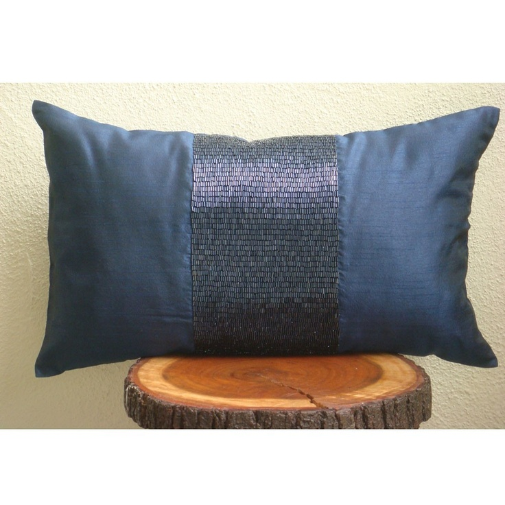64 best images about Navy & Orange Living Room on Pinterest Pillow covers, Accent pillows and ...