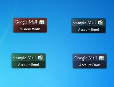 how to add google mail to desktop