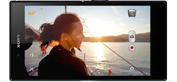 Xperia Z Ultra Camera
