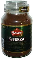 Moccona Coffee - Espresso