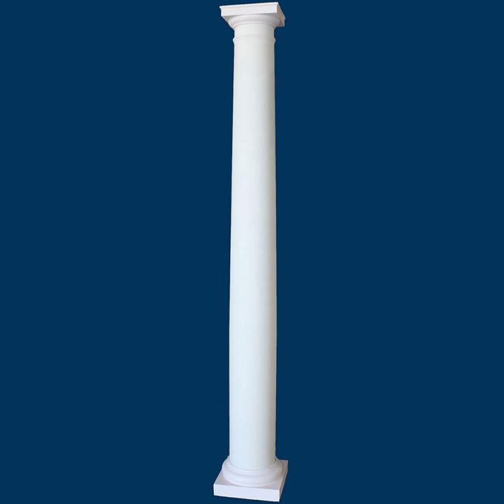 17 best ideas about fiberglass columns on pinterest for Fypon porch columns