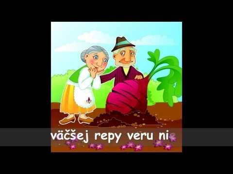 Ujo Ľubo - Veľká repa - YouTube